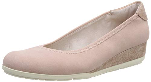 s.Oliver Damen 5-5-22302-22 544 Pumps, Rose, 40 EU
