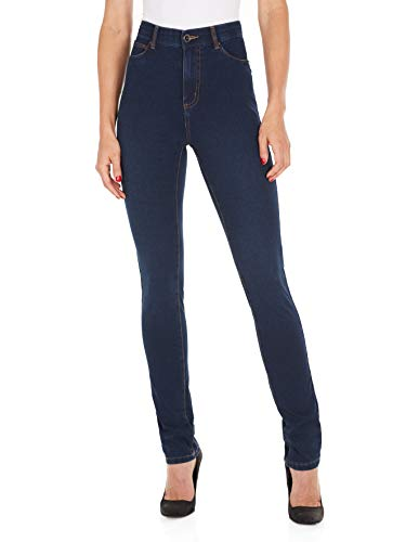 FDJ French Dressing Women s Suzanne Straight Fit Slim Leg Jeans, Indigo, 6