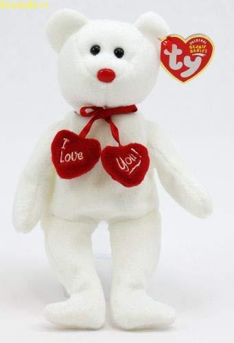 Ty Beanie Babies Truly - Valentine's Bear