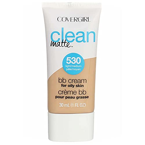COVERGIRL Clean Matte BB Cream... Reduced from $6.99 to $2.48     Foll…