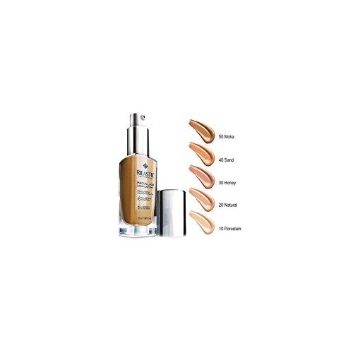 Rilastil Maquillage - Long Lasting Fondotinta a Lunga Tenuta 30 Honey, 30ml