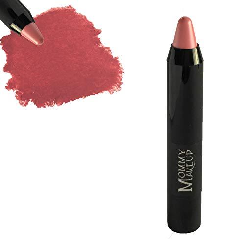Triple Sticks Lipstick & Cream Blush - Moisturizing long-wearing lip color with medium coverage for lips and cheeks [Tess]