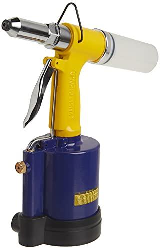 """Astro Pneumatic Tool PR14 Air Riveter - 3/32"""", 1/8"""", 5/32"""", 3/16"""" and 1/4"""" Capacity"""