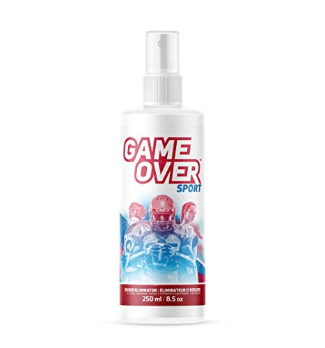Biotech Odor Eliminator Spray - 250 ml - for Clothes, Sport Equipment by Game Over