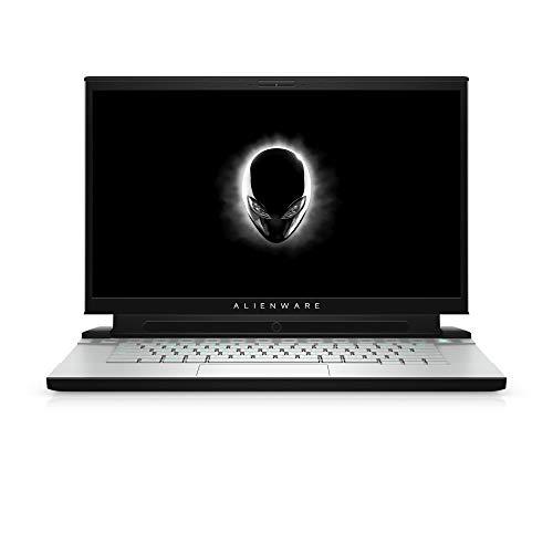Alienware M17, PC Portable Gamer 17,3' Full HD Lunar Light (Intel Core i7, 16Go de RAM, 1To (2 x SSD 512Go), NVIDIA GeForce RTX 2070 Max, Windows 10 Home) Clavier AZERTY Français [Ancien Modèle]
