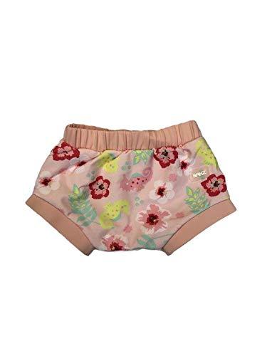 Banz Swimwear S16SNTRL Maillot de Bain pour BBS et Bambins, Mélange Floral Rose, Large Bébé garçon