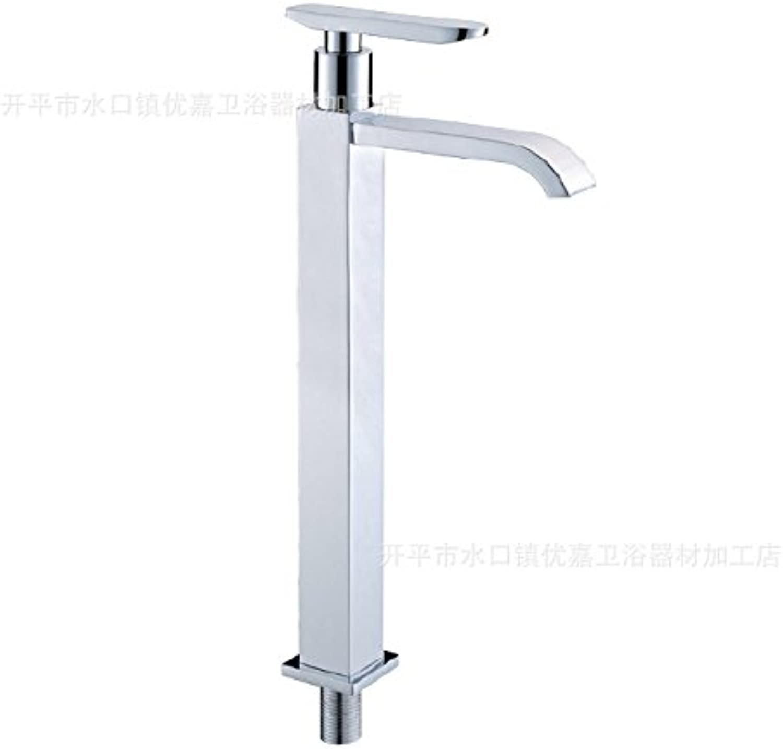 ROTOOY Badezimmer Waschbecken Wasserhhne Wasserhahn Wasserhahn Becken Wasserhahn Wasserhahn Voll Kupfer über Gegenbecken Einzelne Kaltwasserhahn