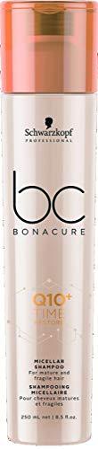 Schwarzkopf Professional Bc Q10 Time Restore Shampoo, Gold, 250 ml