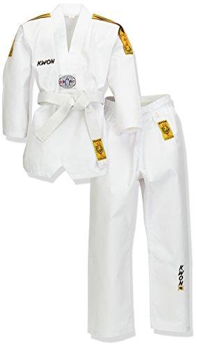 KWON® Taekwondo Anzug mit Gürtel 551005 Tiger TKD Kinder Kids Junior
