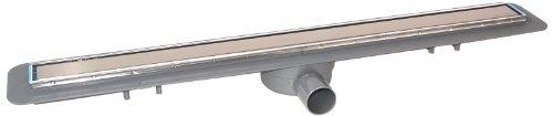 Kessel Duschrinne Linearis Compact DN50 seitlich, Länge 850 mm KE45600.64