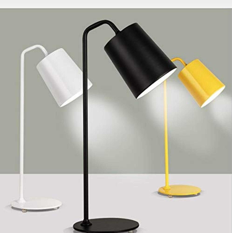 Nachttischlampe Modernen Minimalistischen Augenschutz Lernen Kreative Schlafzimmer Nachttischlampe Schreibtisch Led Schmiedeeisen Tischlampe