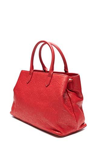 Silvian Heach Borsa Shopper Donna Carol Rossa