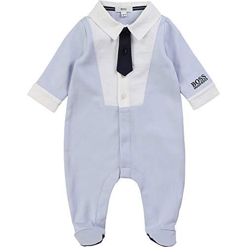 Boss Dor-Bien 2 in 1 Krawatte Bebe Windel Gr. 1 Monate, himmelblau