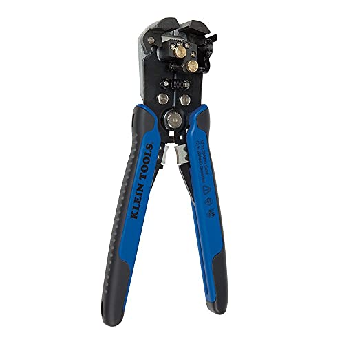 Klein Tools 11061 Wire Stripper / Wire Cutter for Solid and Stranded AWG Wire, Heavy Duty Kleins are...