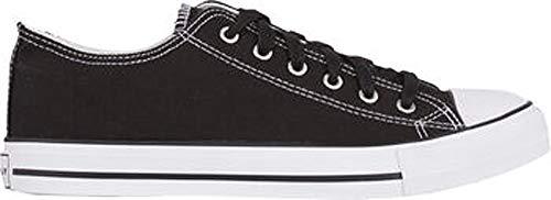 Firefly Herren Low IV Sneaker, Black, 42 EU