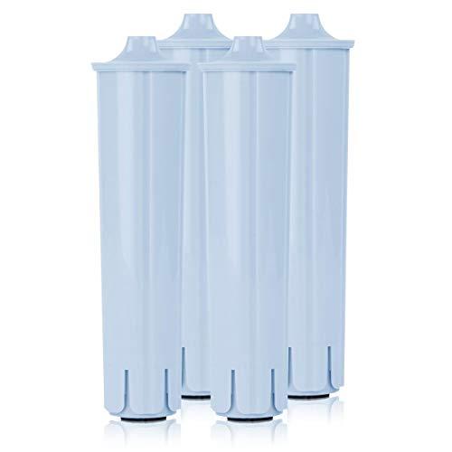 SCANPART - Cartuccia filtrante per acqua a incastro, come Claris Blue (confezione da 4)