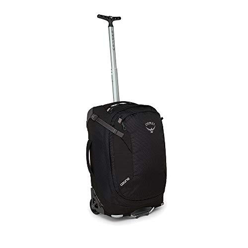 Osprey Ozone 42 Unisex Lightweight Wheeled Travel Pack - Black (O/S)