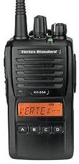 NEW Vertex VX-264-DO 5 WATTS 128 CH VHF 136-174 Mhz. VX-354 REPLACEMENT