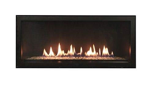 Cheap Empire Comfort Systems 36 Boulevard DV Linear Fireplace w/Copper Reflective Crushed Glass-LP
