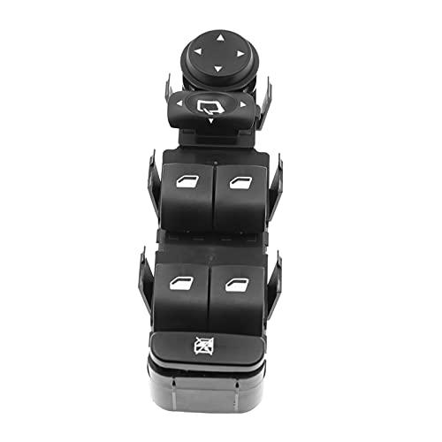 Anteprima Coche Delantero Izquierdo Conducción Lado eléctrico Power Master Switch Botón Regulador Ajuste para Citroen C4 2004-2015