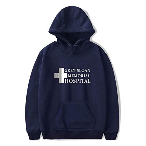 Hoodieat Mens Womens Hoodie GreysAnatomie Frühling Und Winter Sweatshirt Für Jugendliche