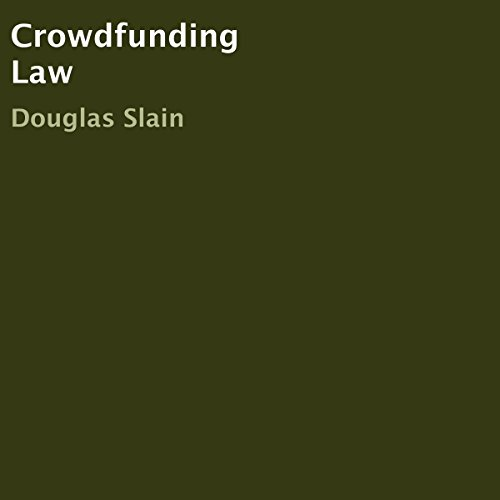 Crowdfunding Law audiobook cover art