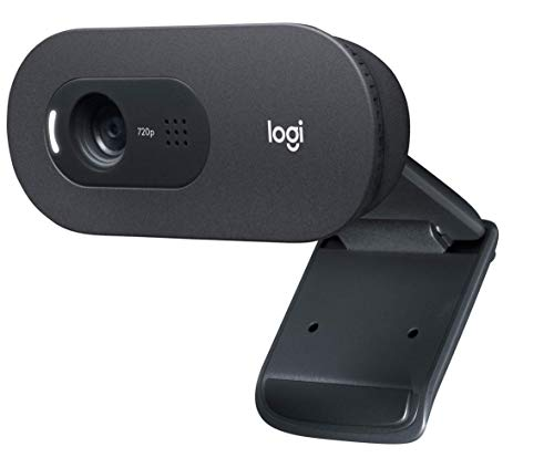 Logitech C505 Webcam 720p HD webcam with long-range mic
