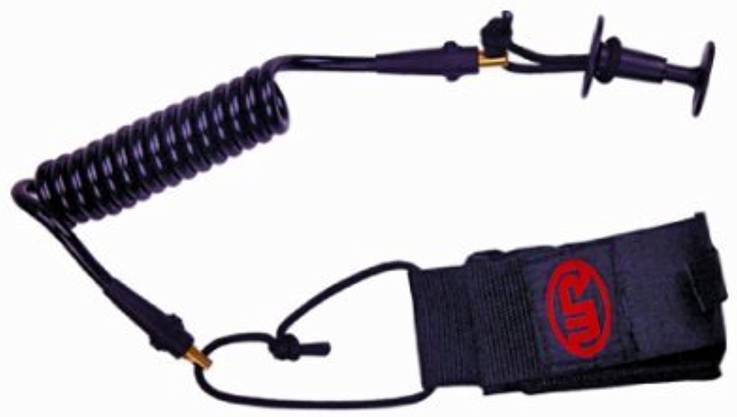 Wave Rebel Pro Coil Leash by Wave Rebel