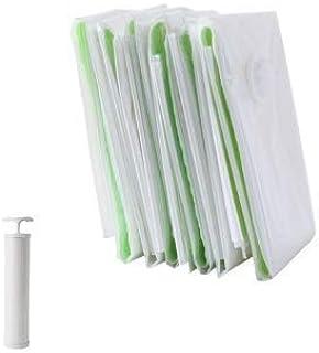 LXDDP Sacs Rangement sous vihaut Gamme, 6 Paquets Sacs Rangement pour vêtements, Couette, literie, 80% d'espace Stockage e...