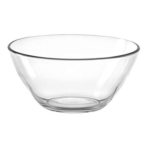Montana: :Basic Schale, 6er Set, Dessertschale, Eisschale, Müslischale, Glasschale, Glas, Ø 12.5 cm, 046276