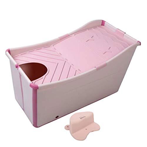 Hay Una Silla De Baño For Jumbo Bañera Plegable, Bañera Bañera De Tipo Independiente En El Veran