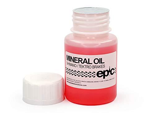 Epic Bleed Solutions Mineralöl Bremsflüssigkeit für Shimano/Tektro Bremsen-100ml