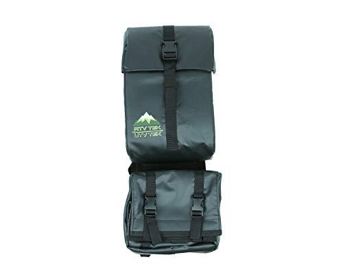 ATV TEK, Black Arch Series Fender Bag, for ATV, Hunting, and Fishing