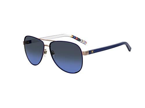 Missoni occhiale da sole MMI 0002/S PJP/GB Blu grigio taglia 59 mm Donna