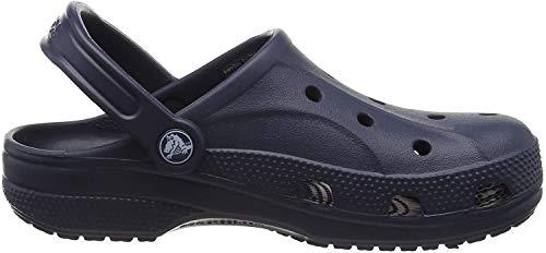 crocs Unisex-Erwachsene Ralen Clogs, Blau (Navy), 38-39