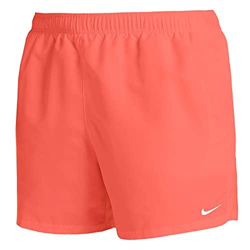 Nike 12,7 cm Volley-Shorts für Herren, Herren, Badehose, NESSA560-821, rot (Bright Mango), XL