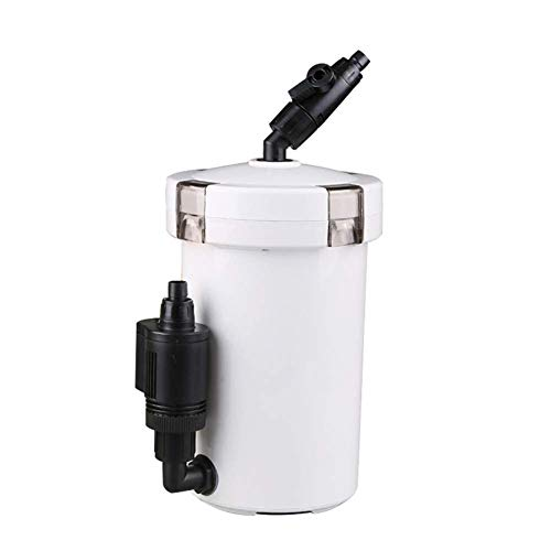 Aemiy Aquarium External Filter Canister Table Top Fish Tank Energy Saving...
