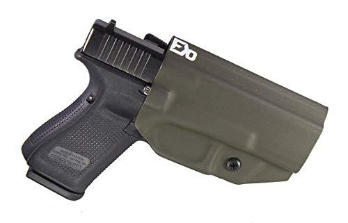 Fierce Defender OWB Kydex Holster Compatible with Glock...