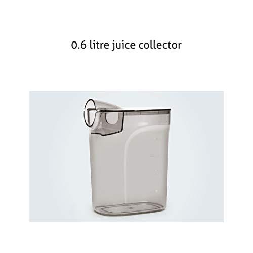 Glen Centrifugal Juicer GL 4019, Anti - Drip Feature - Silver/Black