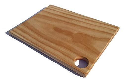 Tabla para cortar de madera maciza | Handmade