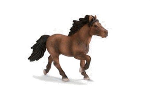 13274 - Schleich - Islandpferd braun