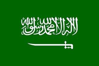 Arabie Saoudite Drapeau 5'x3'