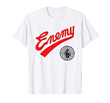Public Enemy Official Enemy Target T-Shirt