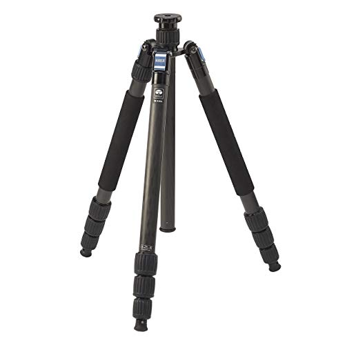 Sirui w-2204 Waterproof Carbon Fiber Tripod, Black & Polished (6435)