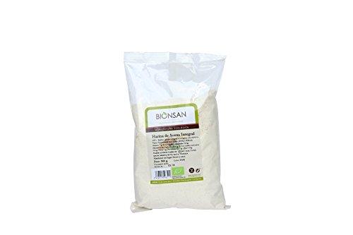 Bionsan Harina de Avena Integral - 500 gr