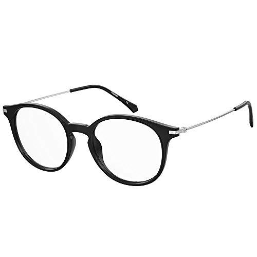 Polaroid PLD D413 807/18 Black 50, Gafas Unisex Adulto
