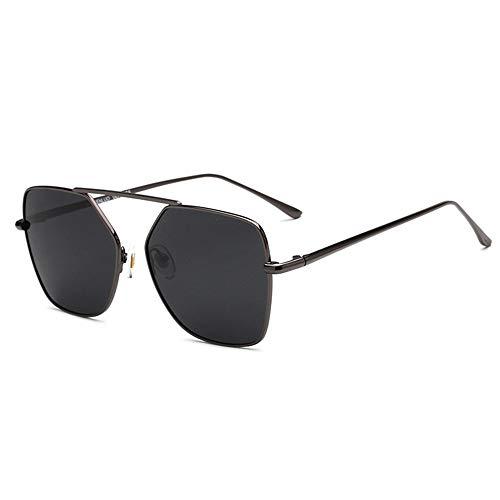 Asncnxdore Gafas De Sol Polarizadas De Metal UV400 Gafas De Sol De Moda for Mujer Gafas