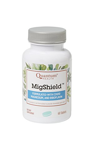 RECLAIM YOUR LIFE – MigShield is formulated based on the latest research, and is intended to provide nutritional support for those who suffer. HIGH QUALITY INGREDIENTS - Three key ingredients come together in this unique formula: CoQ10, Magnesium, & ...