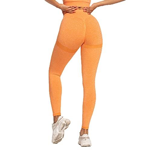 Leggings Sin Costuras De Cintura Alta Push Up Leggings Deportes Mujeres Fitness Correr Pantalones De Yoga Pantalones EláSticos De EnergíA Gym Girls Leggings