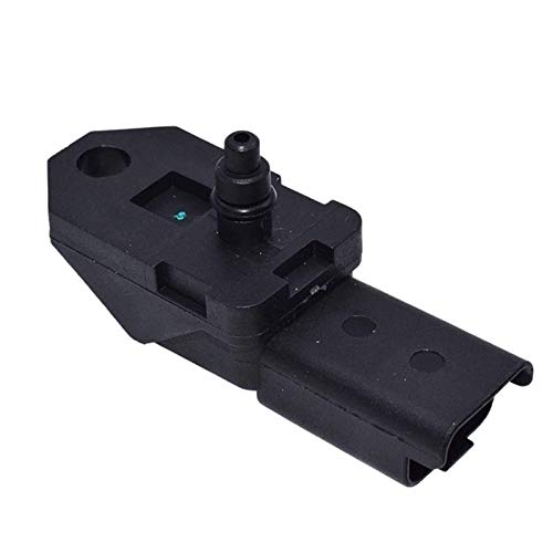 ZQALOVE ZHANGQINGAN Mass Air Ingesk Boost Map Map Sensor 9649396580 6G9Q-9F479-AB 1920.LG Ajuste para Land Rover Peugeot Ford Jaguar Citroen (Color : Black)